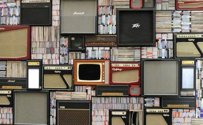 tv - televisi - saluran tv