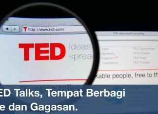 TED Talks, Acara Tempat Berbagi Ide Dan Gagasan