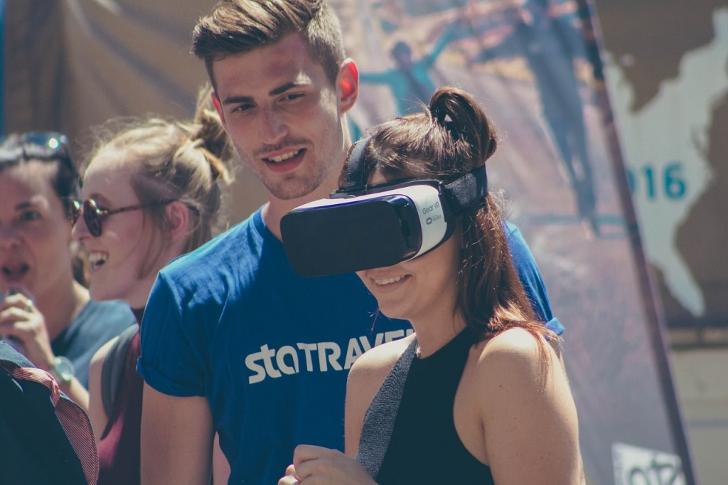 Produk Virtual Reality