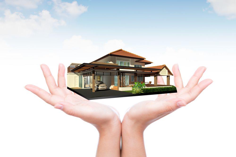 aset rumah properti - Rumah Sebagai Tempat Usaha - jenis investasi real estate- penghasilan sambil tidur