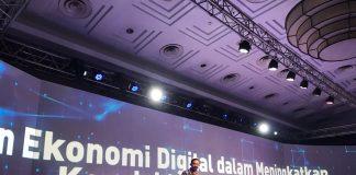 peresmian kantor fintech Indonesia