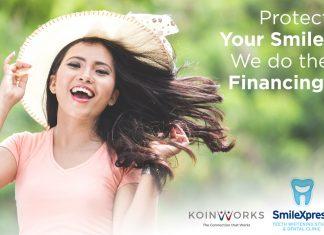 koinworks smilexpress pendanaan kesehatan gigi