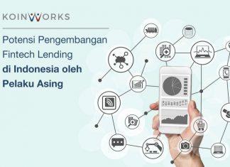 koinworks potensi pengembangan fintech lending di indonesia
