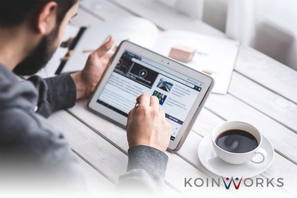 strategi ojk memperluas akses keuangan - pendanaan online p2p lending