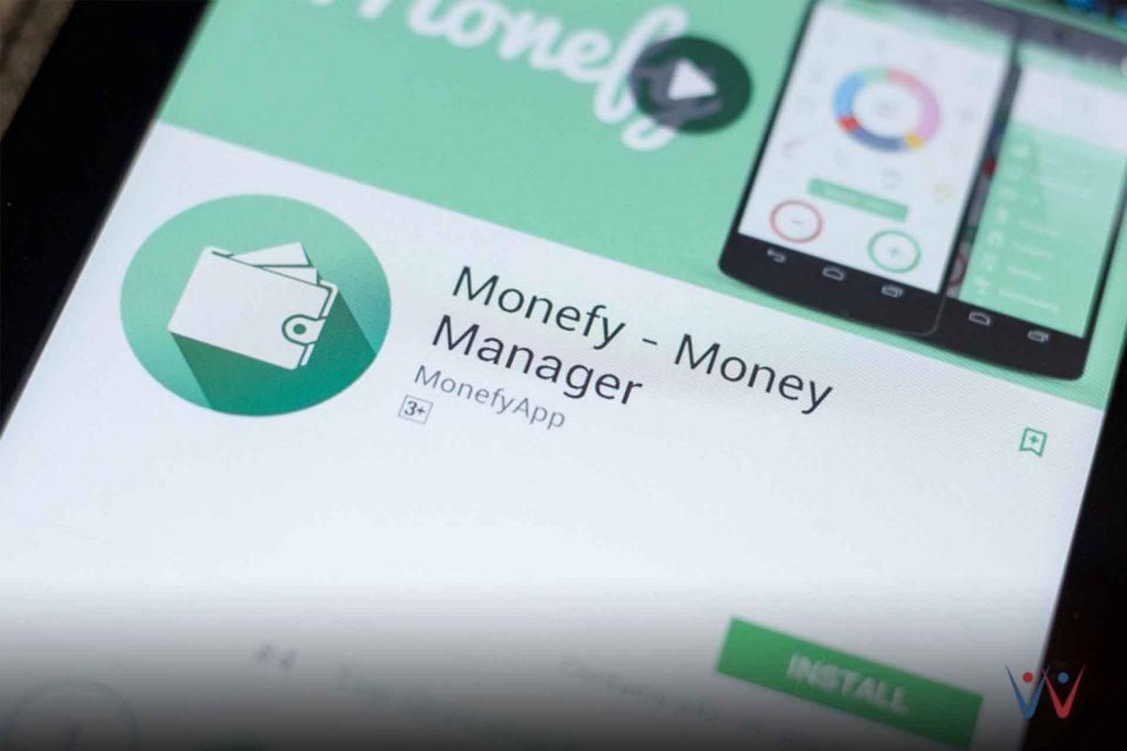 aplikasi pengelola keuangan - monefy
