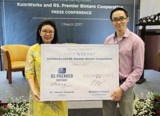koinworks kerja sama dengan rs premier bintaro