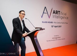 benedicto haryono artificial intelligence koinworks - dukung ukm indonesia