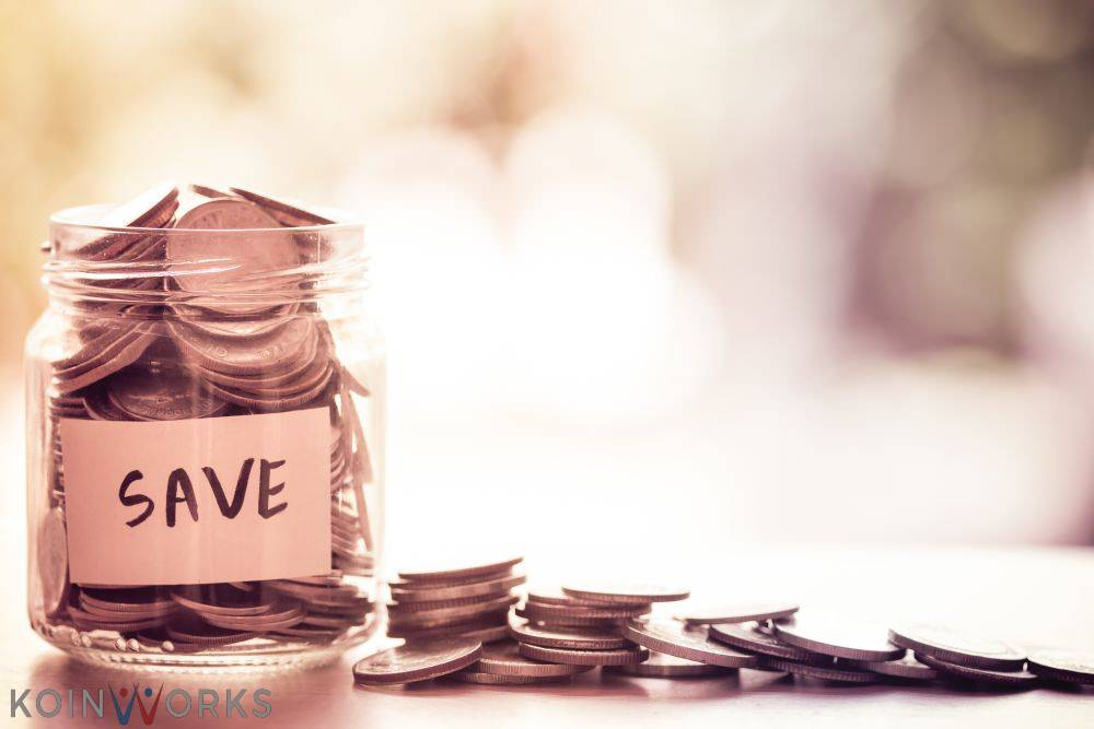 Keuangan Setelah Lebaran - menabung - tabung - hemat