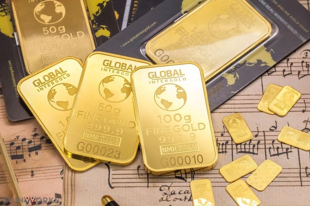 investasi emas - 4 Perbedaan Investasi Saham dan Investasi Emas