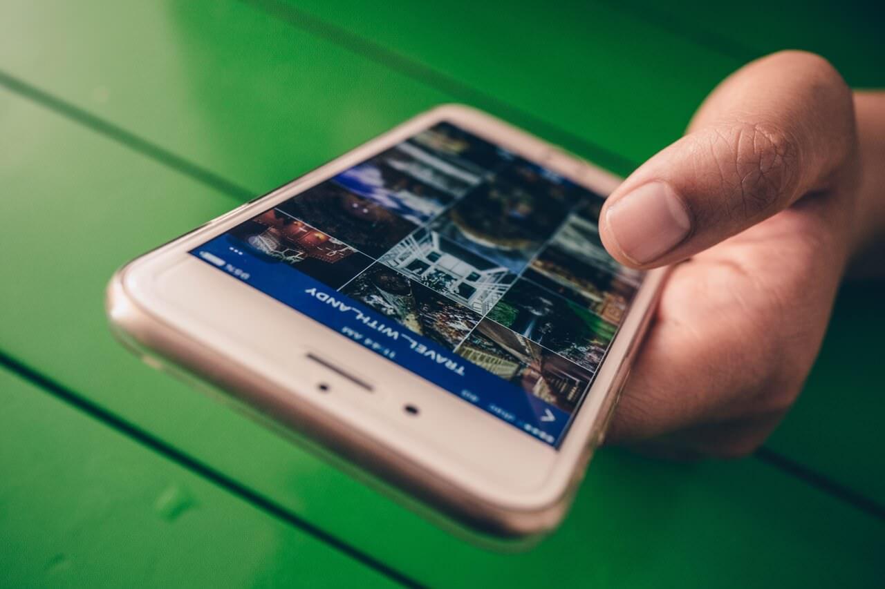 internet teknologi smartphone