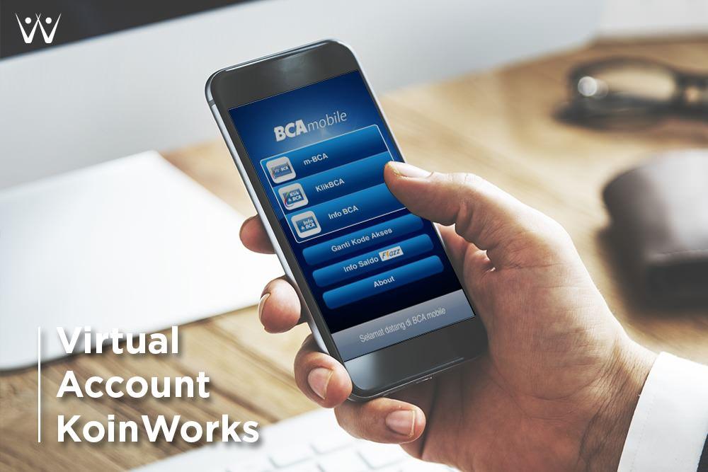 Cara Menggunakan Virtual Account KoinWorks Lewat m-BCA