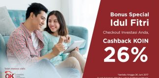 cashback koinworks - hari raya idul fitri 1438 h