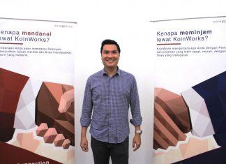Bernard Arifin, COO of KoinWorks