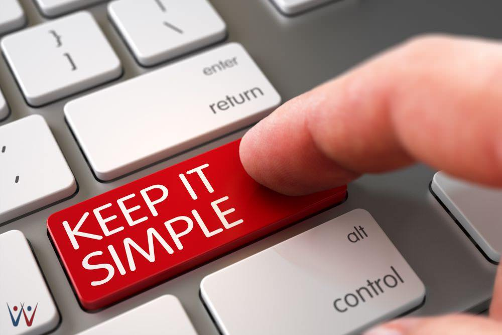 keep it simple - tetap sederhana - koinworks