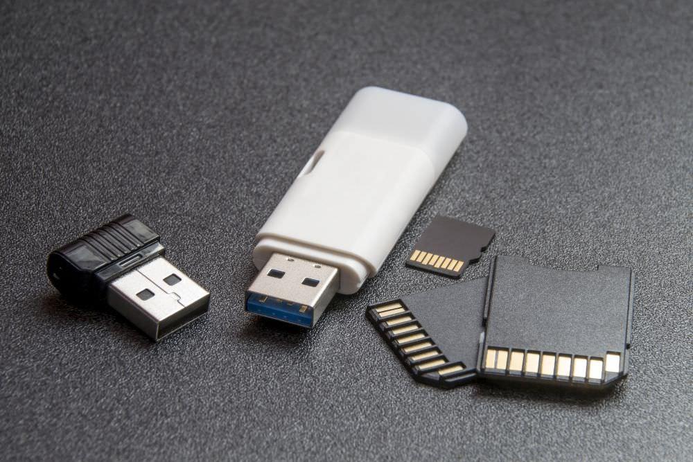 usb - penyimpanan - storage - memory card