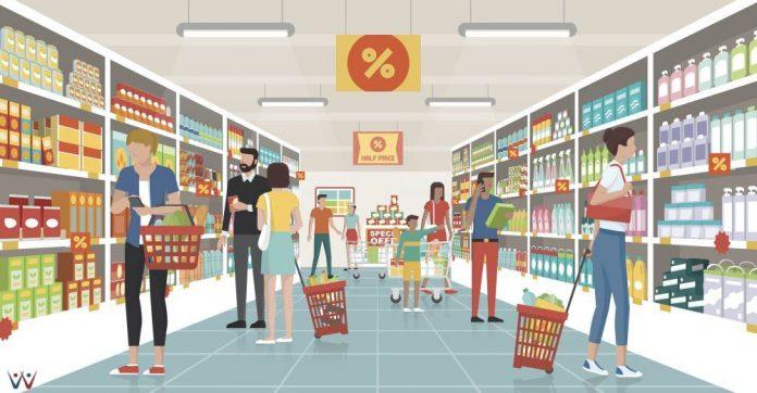 bisnis franchise super market - minimarket - toko grosir - diskon - promo