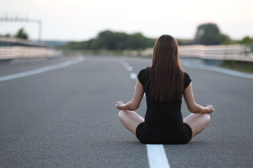 Meditasi atau olahraga setiap pagi - menjadi lebih produktif