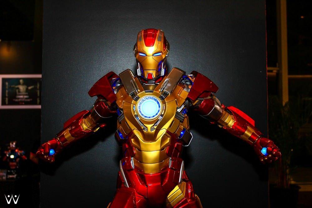 cara mengelola uang ala superhero - iron man