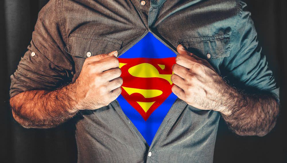 cara mengelola uang ala superhero - superman