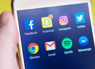 tren media sosial - saham media sosial