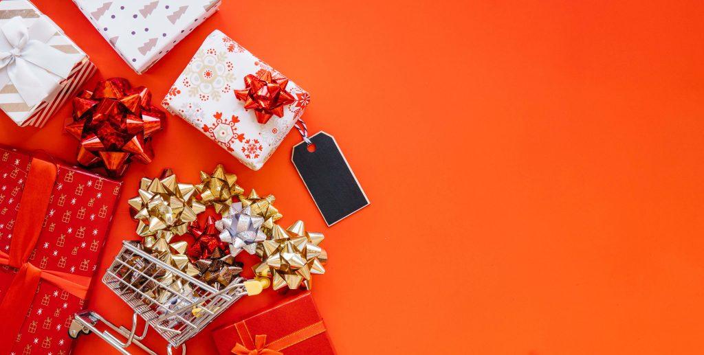 hadiah - Memberikan Hadiah kepada Pelanggan