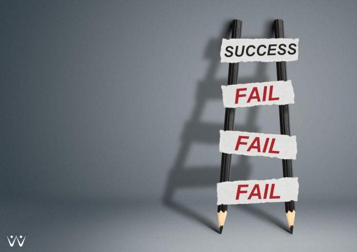 failure - gagal - fail - gagal menuju kesuksesan