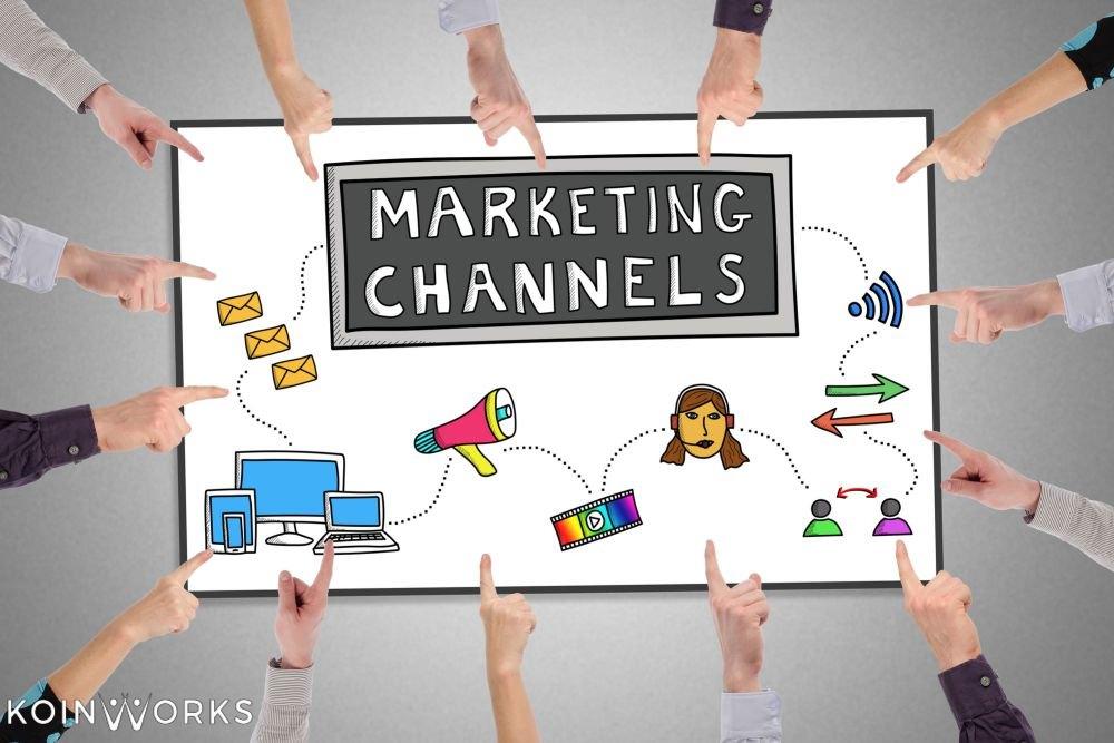 marketing channels - digital marketing