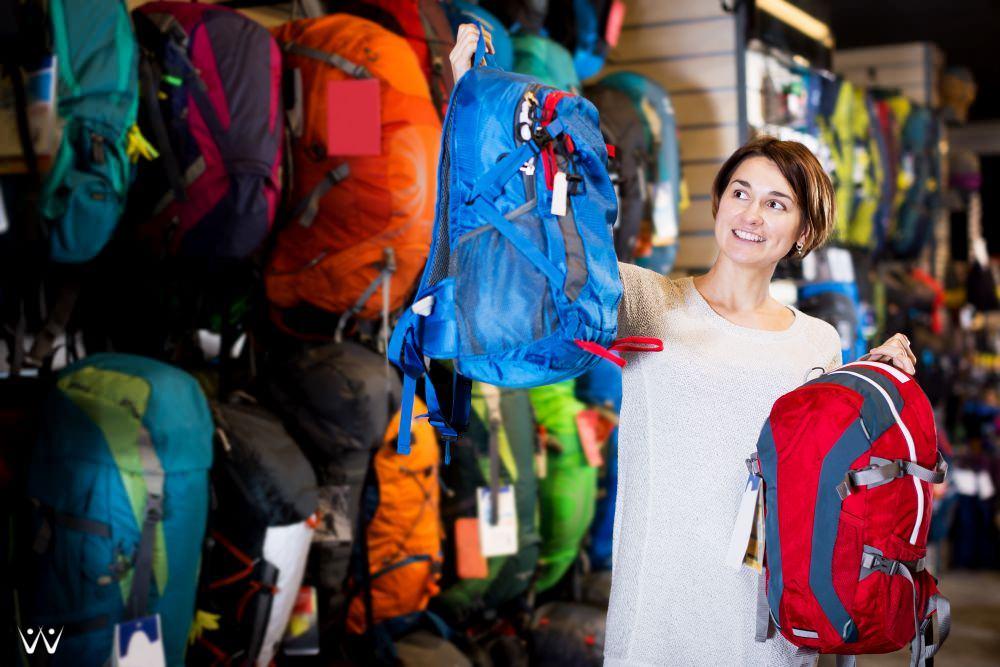 rucksack - backpack - ransel - tas - Tren Produk Populer - Mendapat Kepercayaan Pelanggan