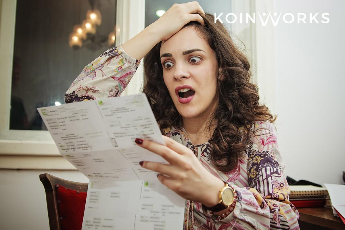 10 Hal yang Harus Diketahui Setiap Wanita tentang Keuangan 5 - 9 Tantangan Memperbaiki Kondisi Keuangan Anda