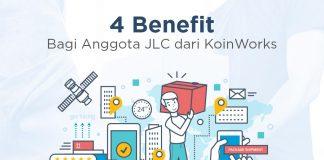 benefit bagi anggota jlc dari koinworks