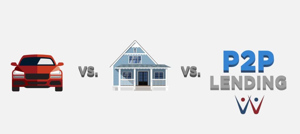 mobil vs rumah vs investasi p2p lending koinworks