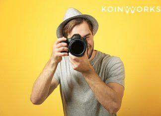 penjual foto di situs digital - Kerja Sampingan yang Cocok untuk Introvert