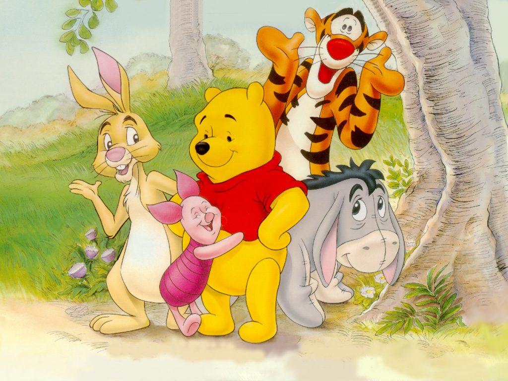 winnie the pooh - pelajaran soal bisnis