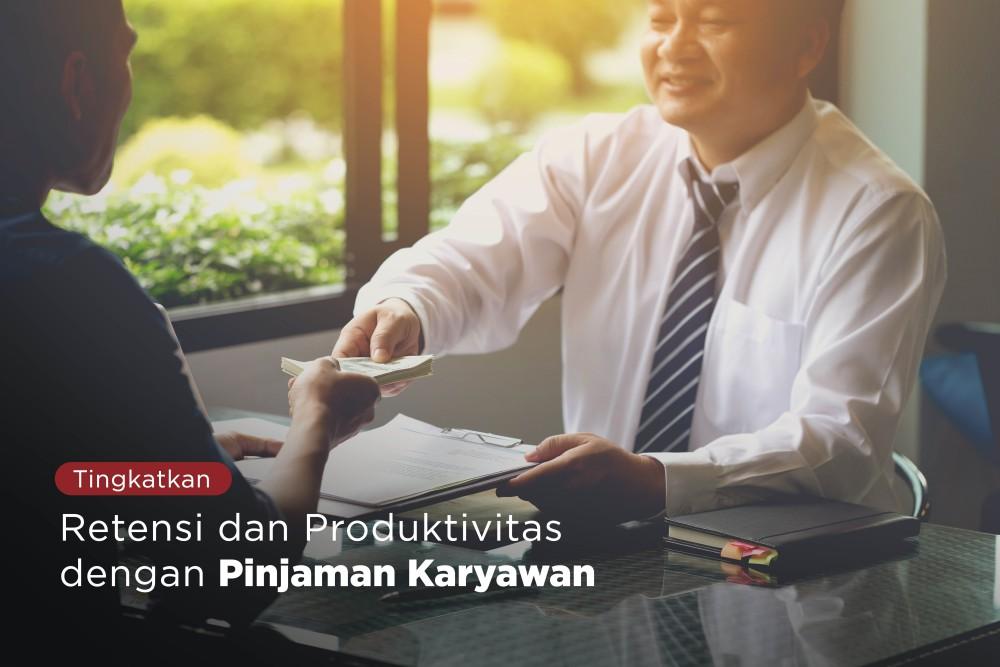 KoinWorks dan Gadjian Tawarkan Fitur Pinjaman Karyawan, Ini 5 Faktanya!