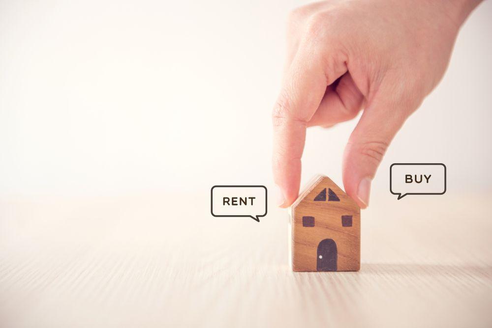 beli rumah vs sewa rumah - membeli rumah