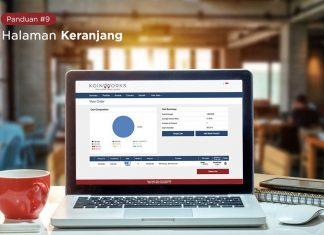 panduan 9 - Mengenal Dasbor Investor – Halaman Keranjang