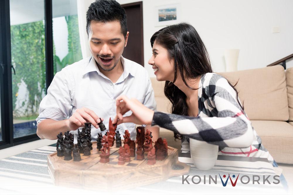 10 Cara Bersenang-Senang Tanpa Uang, Yuk Berhemat! - catur - board games
