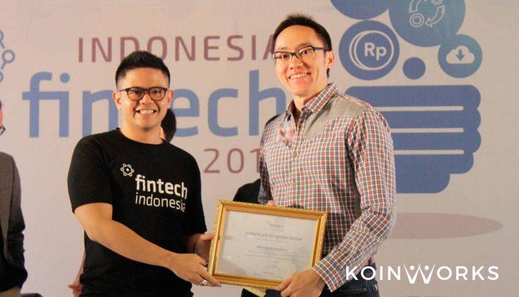 KoinWorks Dukung Inklusi Keuangan di Indonesia Fintech Fair 2018
