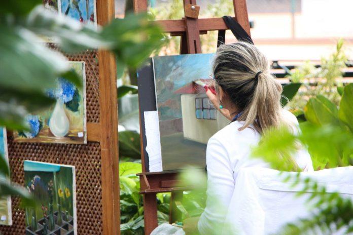 seni melukis - 4 Cara Belajar Cerdas dan Menjadi Seorang Pembelajar Cepat, Mau Mencobanya?