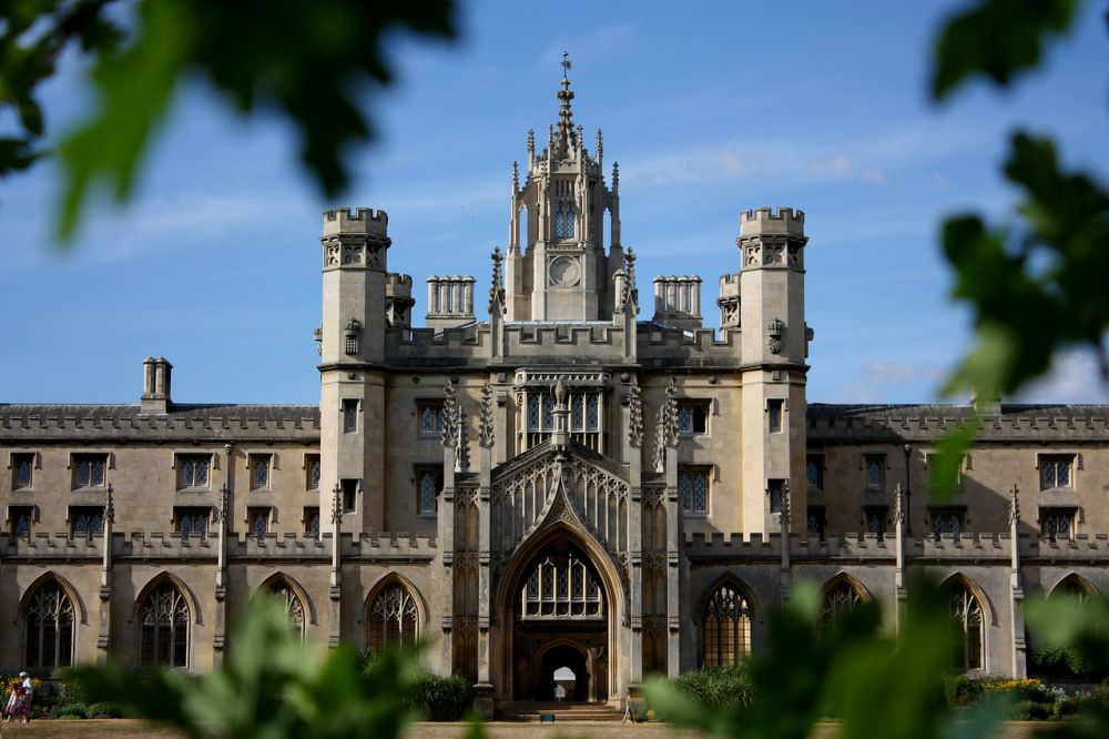 universitas termahal di dunia - University of Cambridge