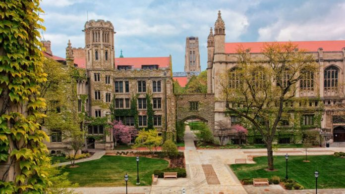 universitas termahal di dunia - University of Chicago