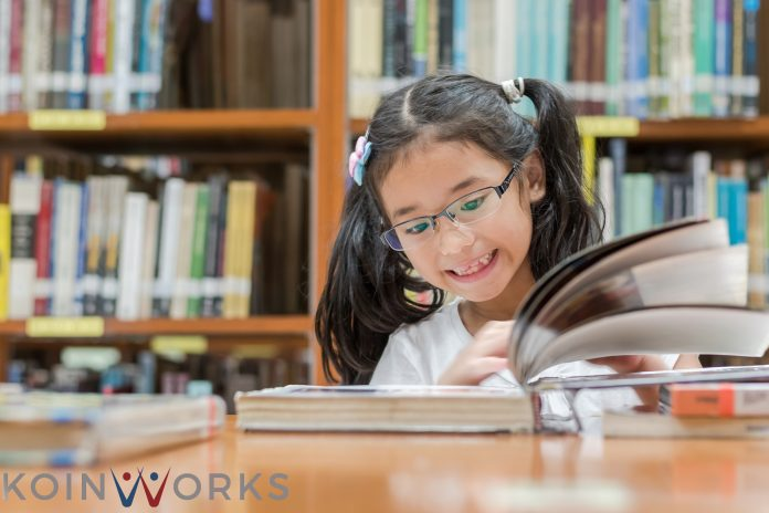 Bacaan dan akses bahan pelajaran