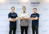 KoinWorks & Mandiri Capital Indonesia Pendanaan Seri A