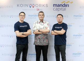 KoinWorks mendapat modal dari Mandiri Capital. pendanaan seri a