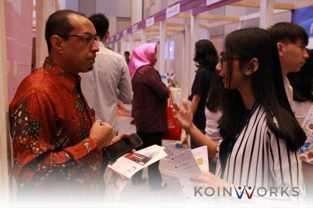 Tingkatkan Ekonomi Digital Melalui Teknologi Bersama KoinWorks di Fintech Days 2018 Manado