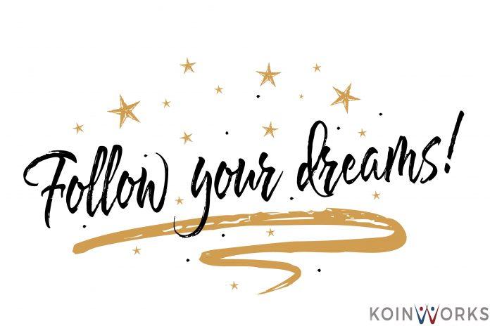 Ikutilah mimpi Anda dalam memilih jurusan kuliah yang tepat