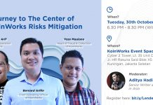 [New Event] Journey to the Center of KoinWorks Risks Mitigation