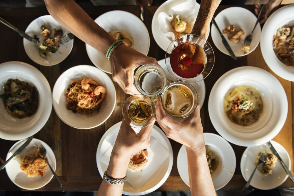 5 Inspirasi Bisnis Makanan Yang Tak Perlu Banyak Modal