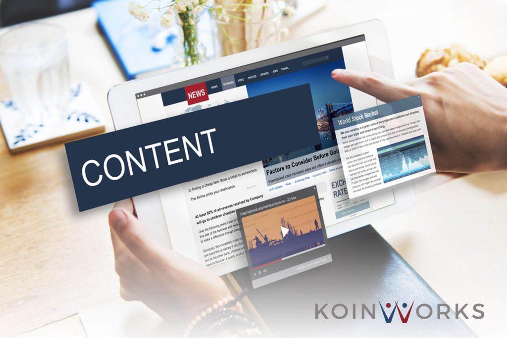 konten - kolaborasi karyawan - kantor - Mendapat Kepercayaan Pelanggan