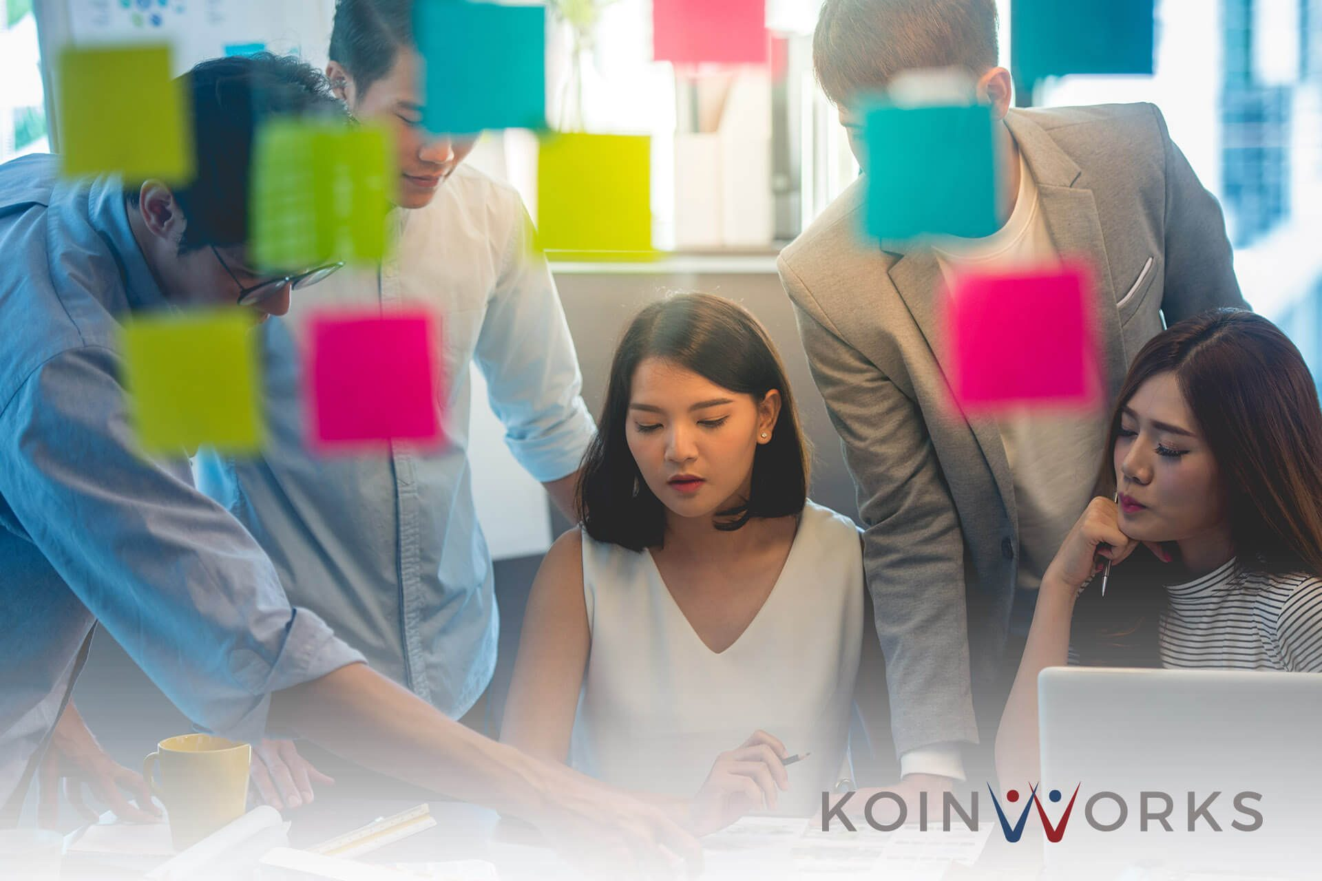 kasbon karyawan - pinjaman karyawan -konten - kolaborasi karyawan - kantor (1) - 5 Dampak Buruk Menunda Pekerjaan yang Akan Mempengaruhi Karier Anda